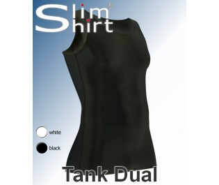 tank dual k rperformendes shapewear shirt f r herren. Black Bedroom Furniture Sets. Home Design Ideas