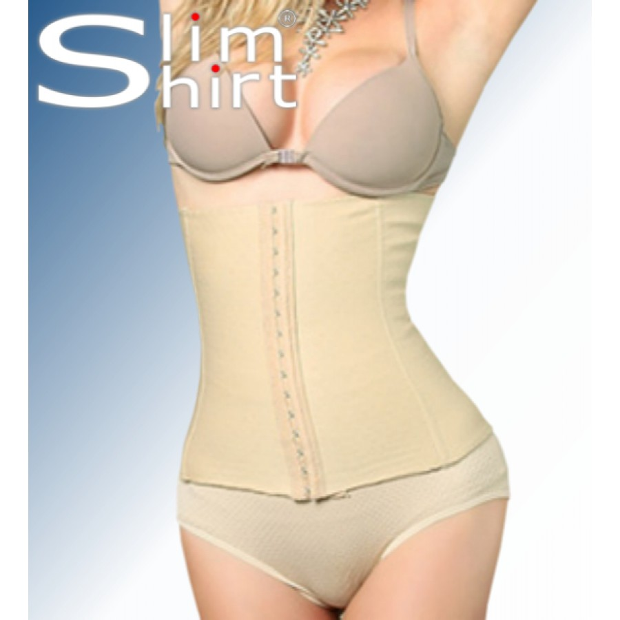 Breathable Elastic Women Abdominal Binder Waist Band Girdle Corset Belt M