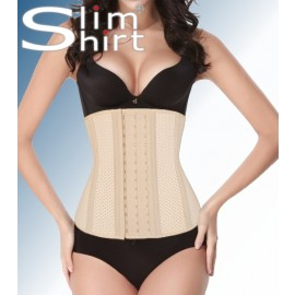 Latex Waist Shaper | slimming flexible waist trainer for women
