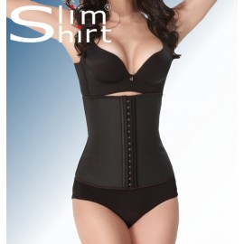 Waist Trainer | This corset belt for you instantly look visibly slimmer