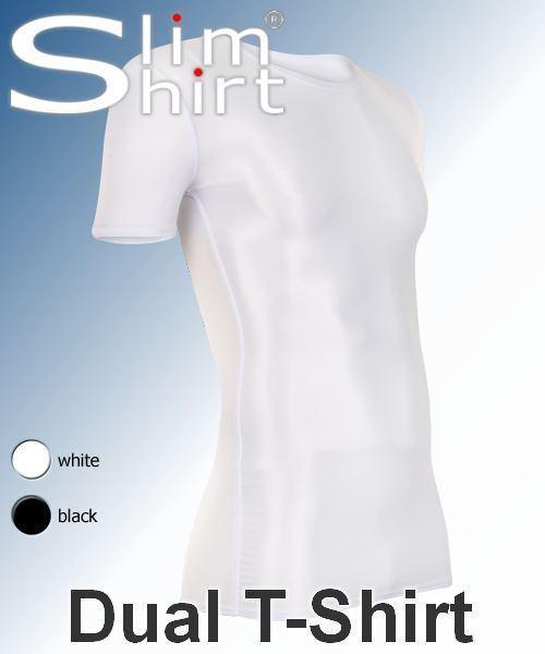 figuurcorrigerend tshirt t-shirt shapewear voor mannen man heren