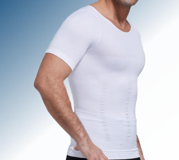 korrigierendes Kompression T-Shirt für Herren
